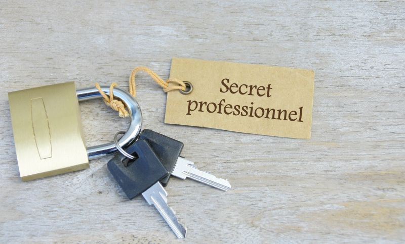 Le secret professionnel : un lien privilégié